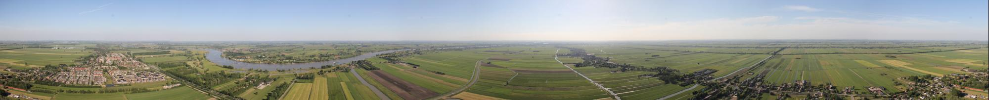 360 degree Cabauw panorama