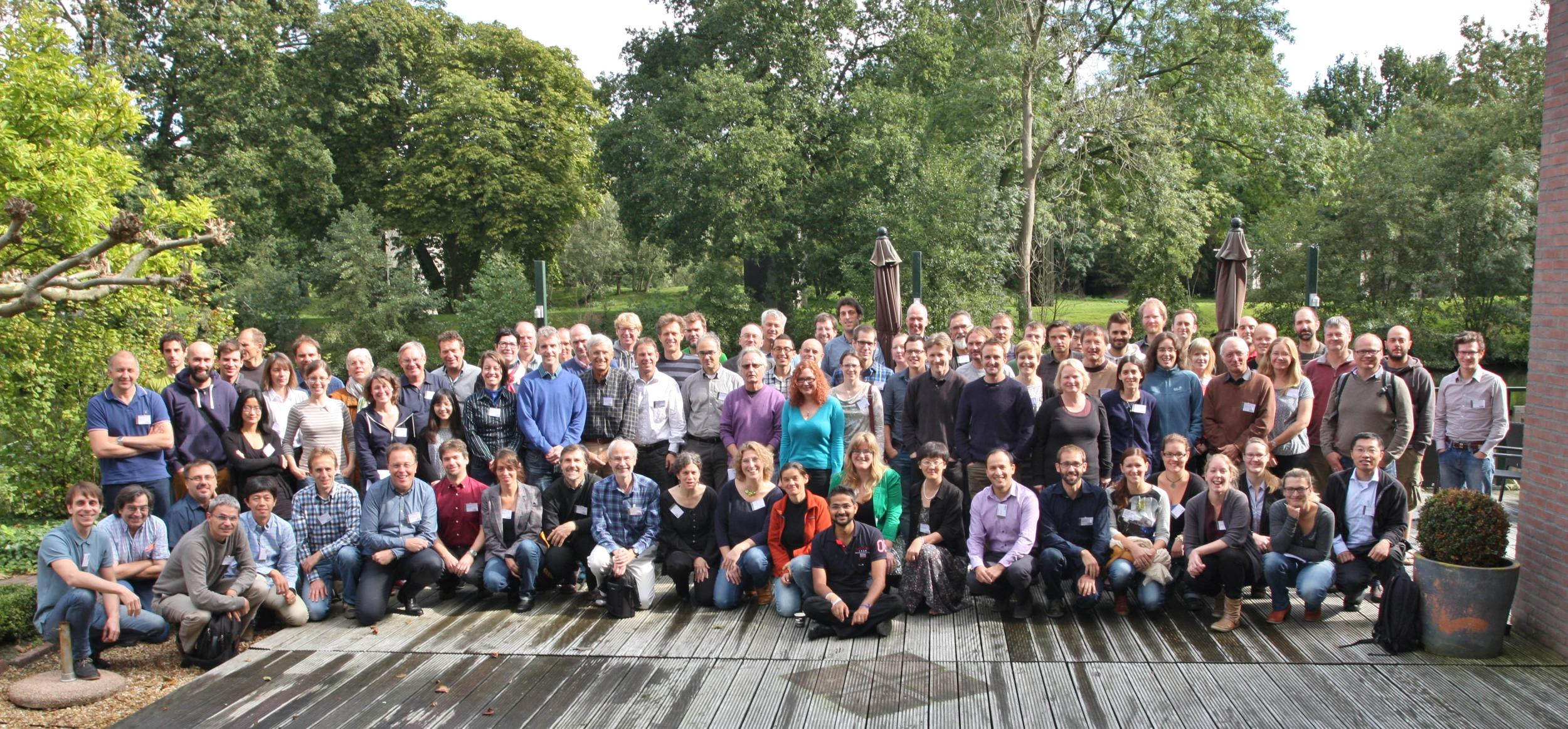 Group photo of the Conference participants