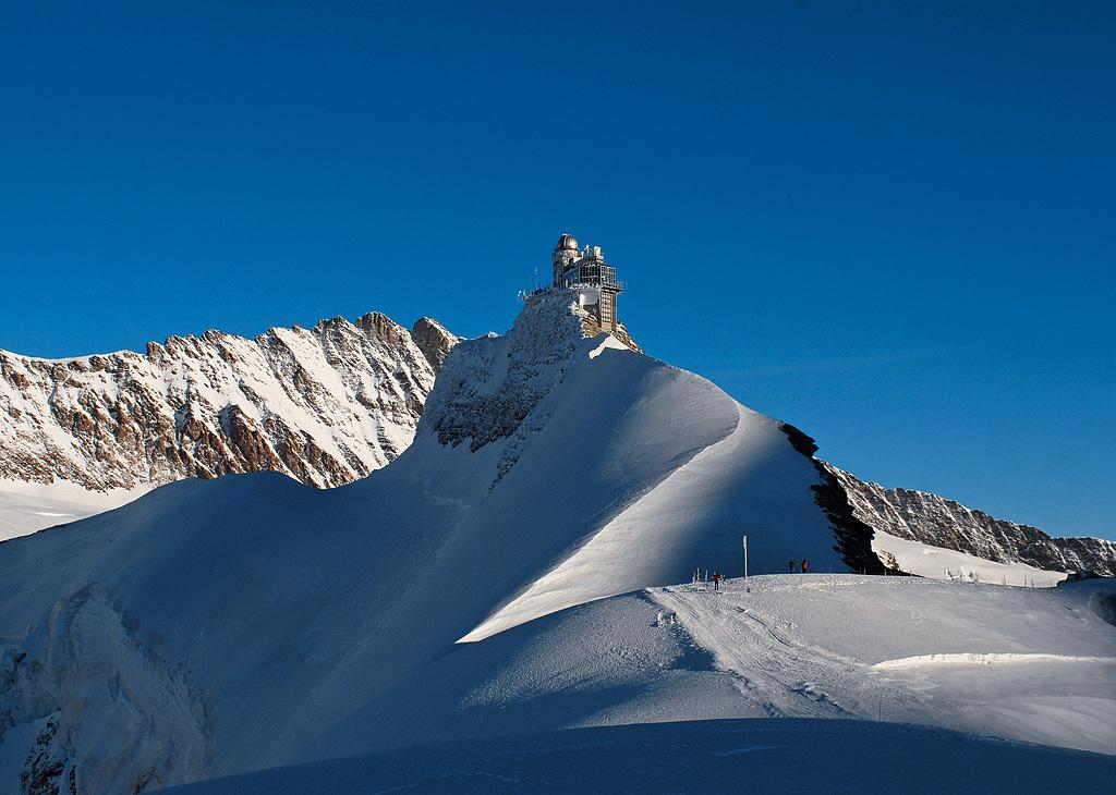 Jungfraujoch observatory (CH)