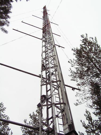 •Smear II tower.